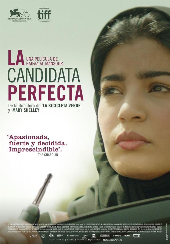 La candidata perfecta V.O.S.E.