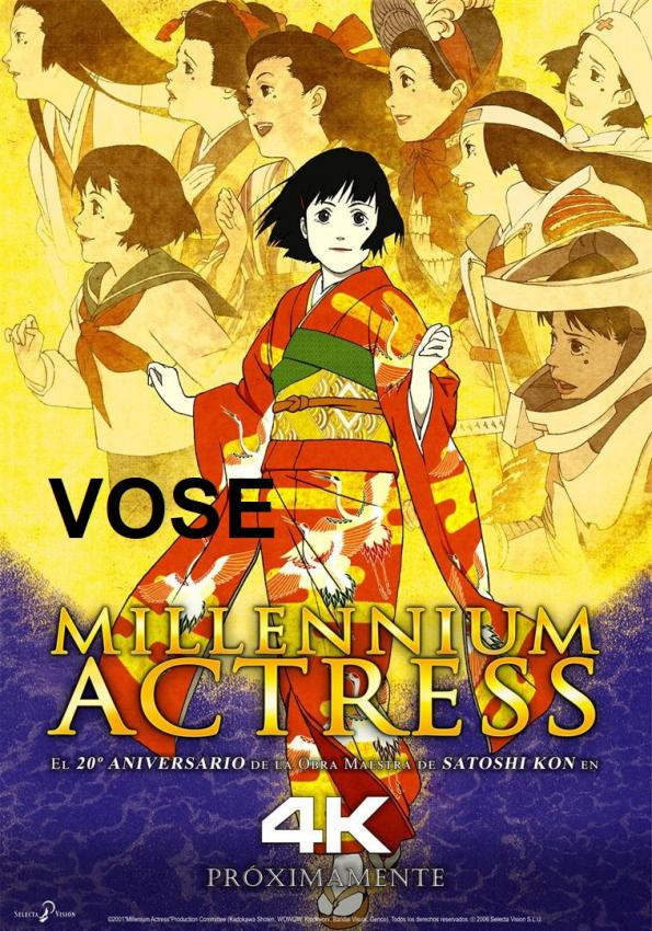 Millennium Actress VOSE