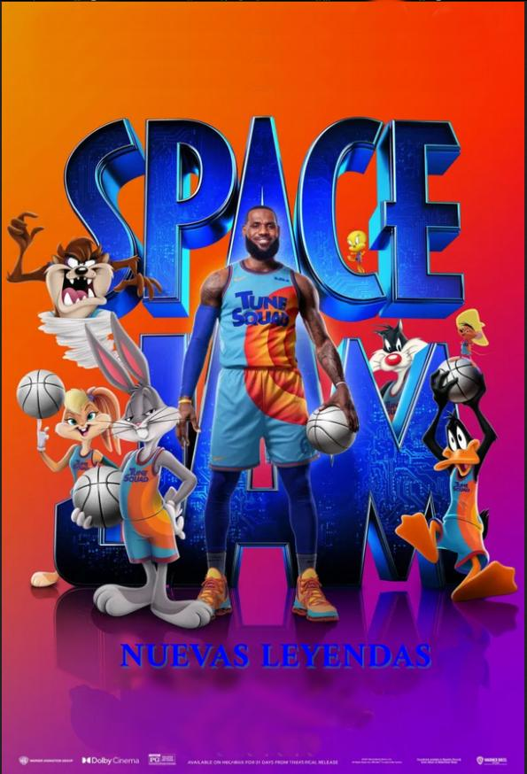 SPACE JAM: nuevas leyendas  EUSKERAZ