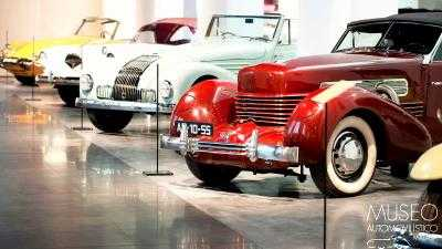 AUTOMOBILE AND FASHION MUSEUM OF MÁLAGA
