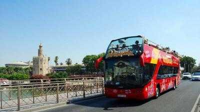 City Sightseeing Sevilla - ENTRADA NIÑO
