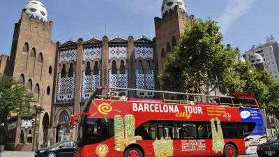 HOP ON - HOP OFF BARCELONA CITY TOUR