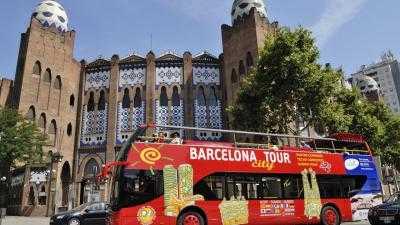 HOP ON - HOP OFF BARCELONA CITY TOUR