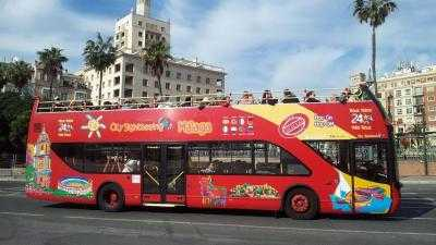 Elija cómo disfrutar de Málaga