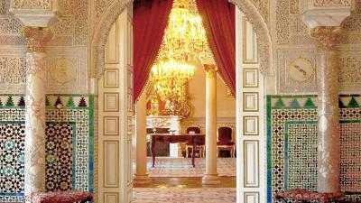 Visita Alcázar + Cuarto Real Alto