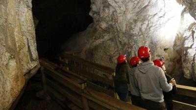 Visita Cueva Huerta Pasarela