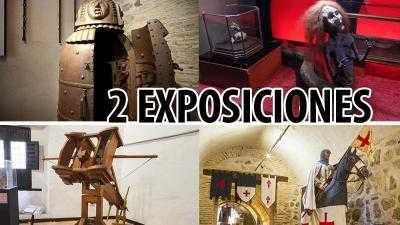 Oferta 2 Exposiciones Culturales Toledo