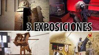 Oferta 3 Exposiciones Culturales Toledo