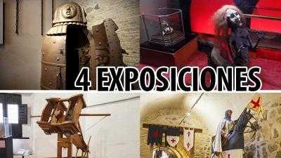 Oferta 4 Exposiciones Culturales Toledo