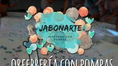 Espectáculo-taller Jabonarte, Orfebrería con Pompas.