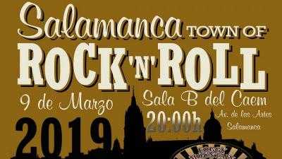SALAMANCA TOWN OF ROCK'N'ROLL