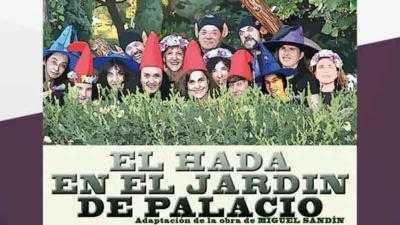 EL HADA EN EL JARDIN