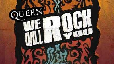LO MEJOR DE QUEEN, WE WILL ROCK YOU
