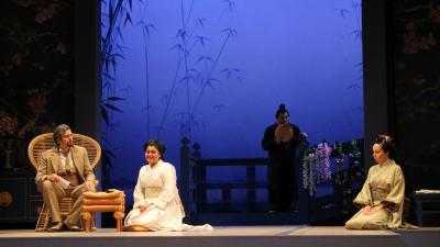MADAMA BUTTERFLY, ópera de G. Puccini