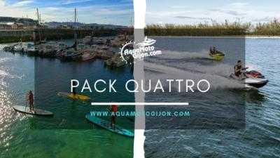 Pack Quattro