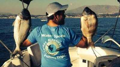 Salida de pesca