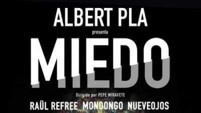 ALBERT PLA - MIEDO
