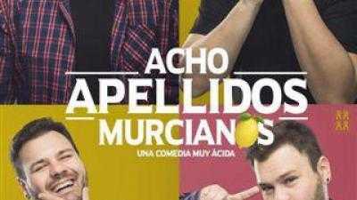 OCHO APELLIDOS MURCIANOS