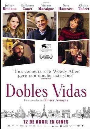 Dobles vidas  (V.O.S.E.)