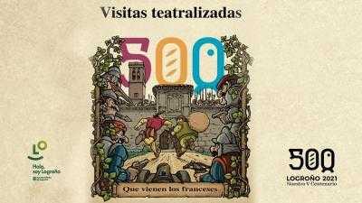 VISITAS TEATRALIZADAS 2019 - ¡QUE VIENEN LOS FRANCESES!