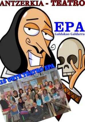 25 URTE TEATRO EPA