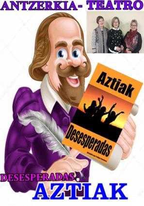 DESESPERADAS / AZTIAK