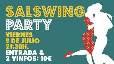 Salswing Party by Villa-Lucía