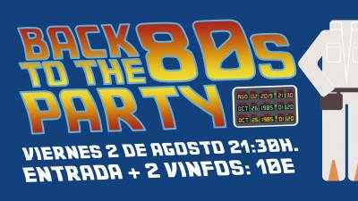 Back to the 80's Party by Villa-Lucía