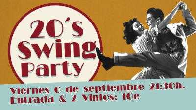 20'Swing Party by Villa-Lucía
