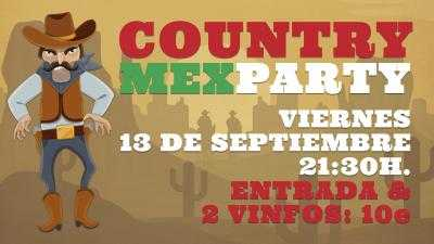Country-Mex Party by Villa-Lucía