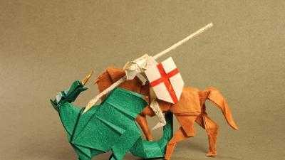 Taller de Origami Medieval