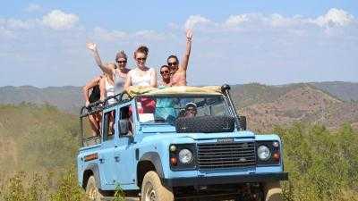 Algarve Jeep Safari FD