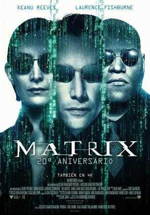 Matrix 20 Aniversario 4K VOSE