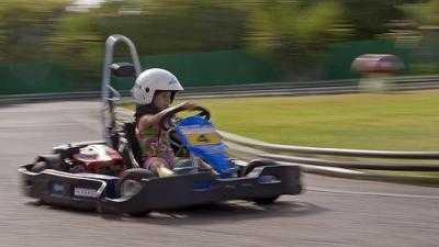 Karting Junior 7-12 años