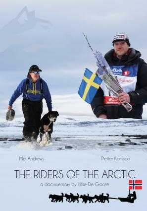 THE RIDERS OF THE ARTIC