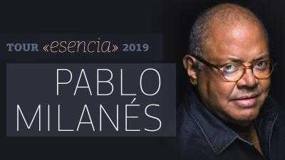 PABLO MILANÉS Tour