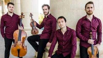 CARAVAGGIO PIANO QUARTET/ 32è FESTIVAL INTERNACIONAL DE MÚSICA  D'ALTAFULLA 2019