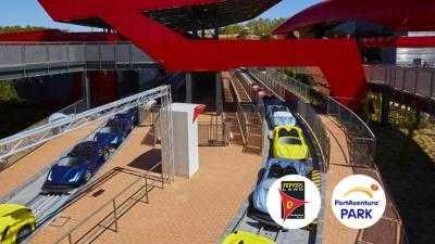 Ferrari Land 3 días 2 parques.