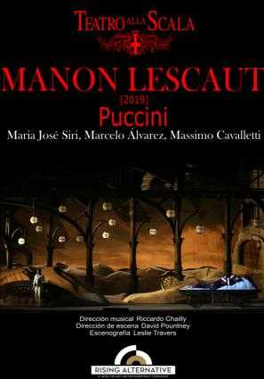 MANON LESCAUT (TEATRO ALLA SCALA, 2019)