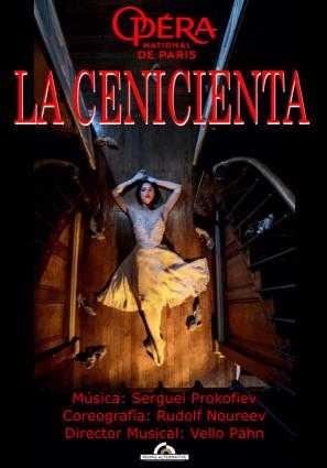 LA CENICIENTA (ÓPERA DE PARÍS, 2019)