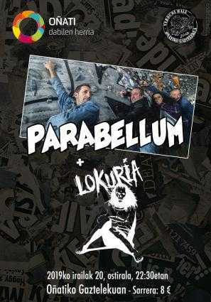 PARABELLUM + LOKURIA