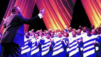 MISSISSIPPI MASS CHOIR & GOOD NEWS