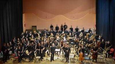 Banda Sinfónica del Conservatorio Superior de Música de CyL