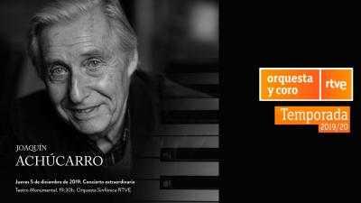 Concierto Extraordinario Joaquín Achúcarro
