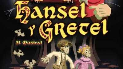 HANSEL Y GRETEL - Musical familiar