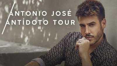 ANTONIO JOSÉ , ANTÍDOTO TOUR