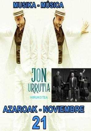 JON URRUTIA HIRUKOTEA