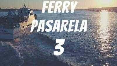 FERRY FLECHAMAR (Ida y vuelta). PASARELA 3
