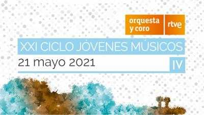 Concierto IV del XXI Ciclo de Jóvenes Músicos