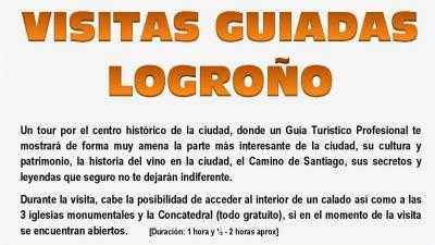 Visitas Guiadas Logroño